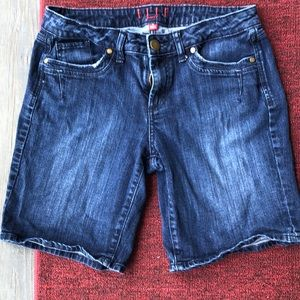 Elle Denim Shorts